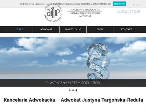 Kancelaria adwokacka Białystok   Adwokat / Prawnik Targońska