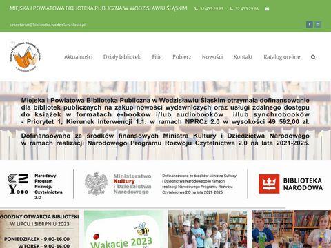 Biblioteka Wodzisław - MiPBP