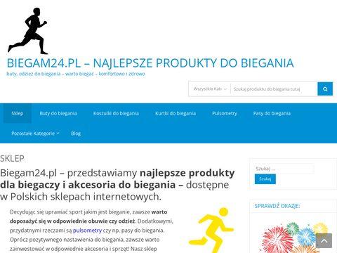Biegam24.pl - sklep dla biegacza