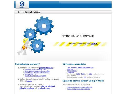 Tworzenie stron www Głogów, Leszno, Lubin