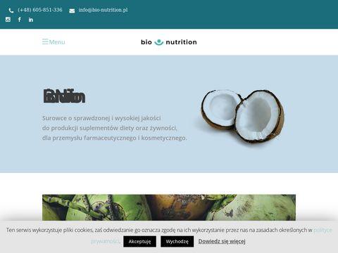 Bio-Nutrition