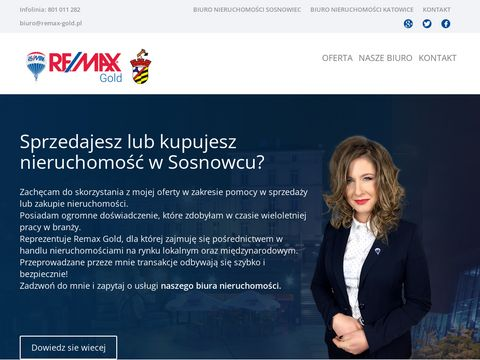 Biuro nieruchomoÅ›ci Sosnowiec