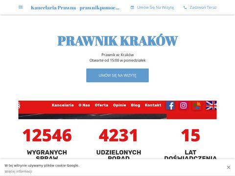 Biuro Tanich Porad Prawnych - Prawnik w: Kraków