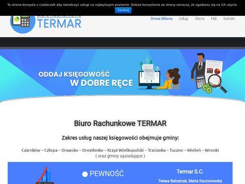 Biuro Rachunkowe Wieleń - TERMAR