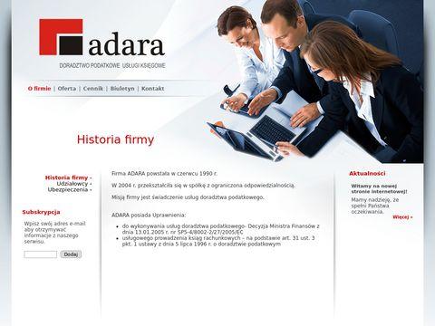 Biuro rachunkowe Adara