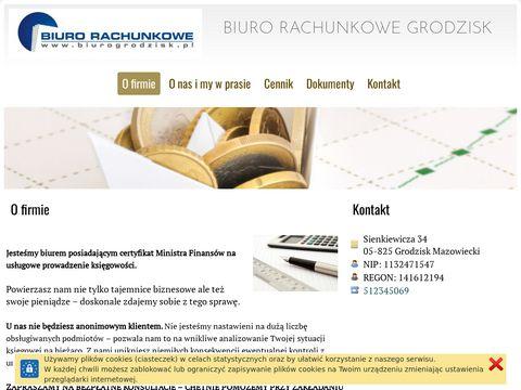 Solidne biuro rachunkowe - Grodzisk Mazowiecki