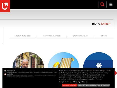 Biuro Karier Zawodowych Uniwersytetu 艁贸dzkiego