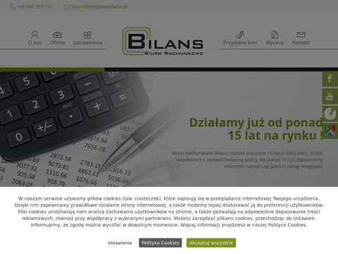 BILANS Rachunkowość Władysławowo