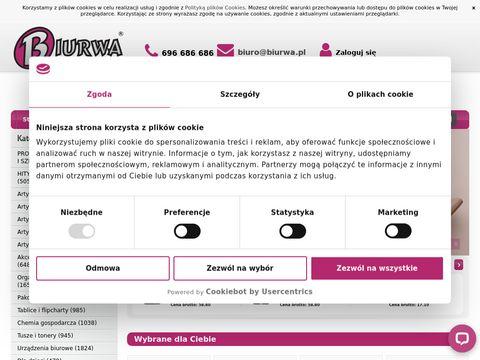 Biurwa.pl - Artykuły biurowe i szkolne