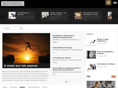 Blog lifestyle Blackwall