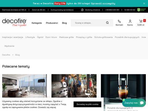 Biokominki - blog.decofire.pl