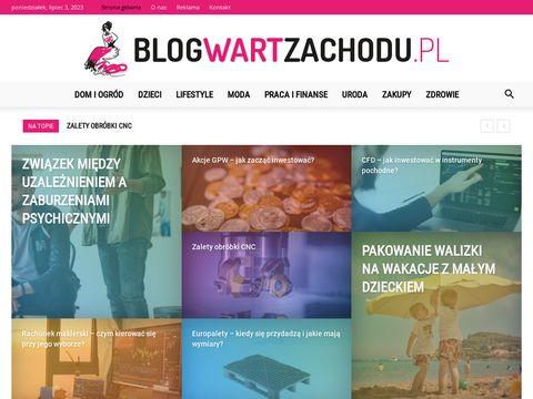 Blog podr贸偶niczo - emigracyjny. Holandia, Niemcy oraz ... ndash; Blog Wart Zachodu
