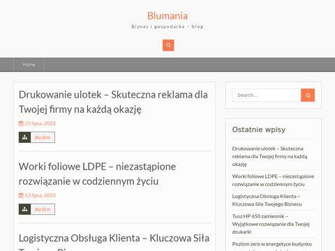 Blumania - Mazury imprezy, rejsy, regaty!