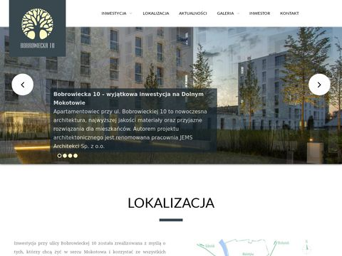 Nowe mieszkania | Bobrowiecka10