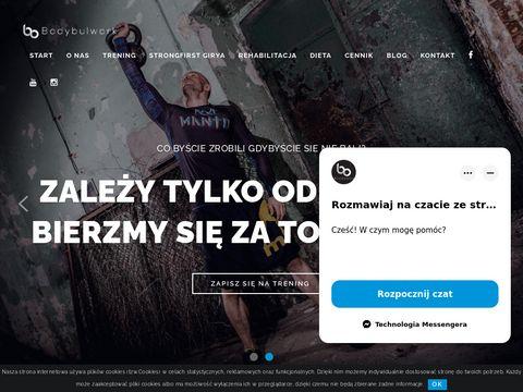 Trener Personalny �ódź - bodybulwark.com
