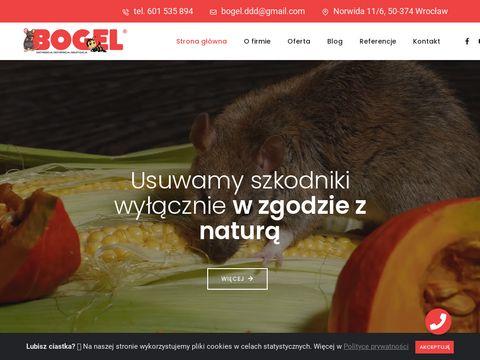BOGEL Monitoring ADD Wrocław