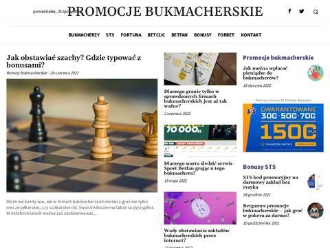 Blog o legalnych firmach bukmacherskich online