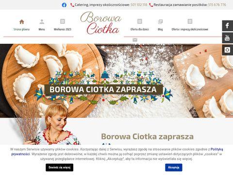 Borowaciotka.pl catering Gdynia