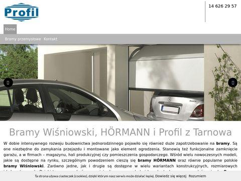 PPUH PROFIL hormann tarnów