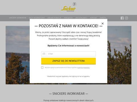 Odzież robocza | brsnickersworkwear.pl