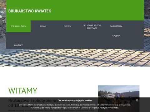 Kostka brukowa Kraków - BrukKwiat.pl