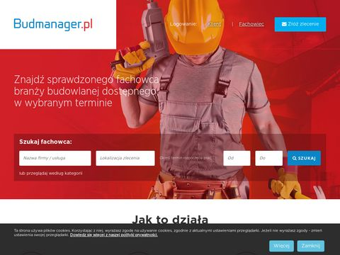 Budmanager.pl - Ogłoszenia budowlane