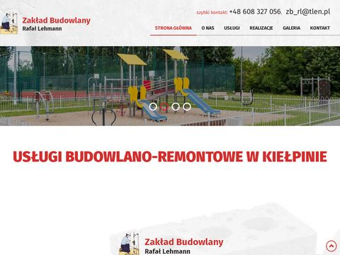RAFA� LEHMANN firmy remontowe trójmiasto