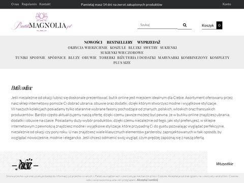 Butik Online - Magnolia Wejherowo