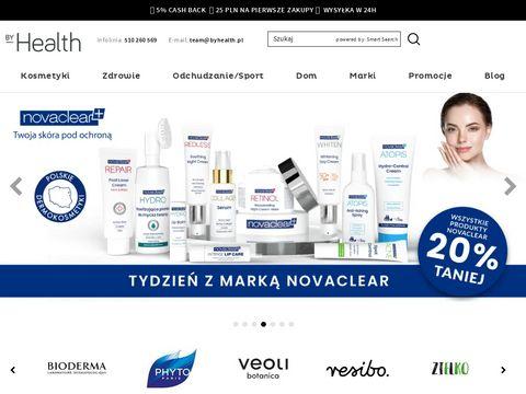 Kosmetyki online - byhealth.pl