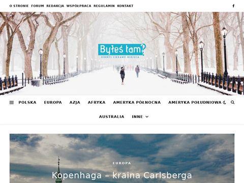 BylesTam.pl - Najlepsze miejsca na wakacje