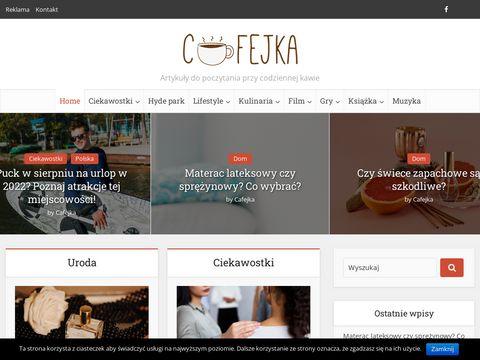 Cafejka.com - wszystkie informacje w jednym miejscu
