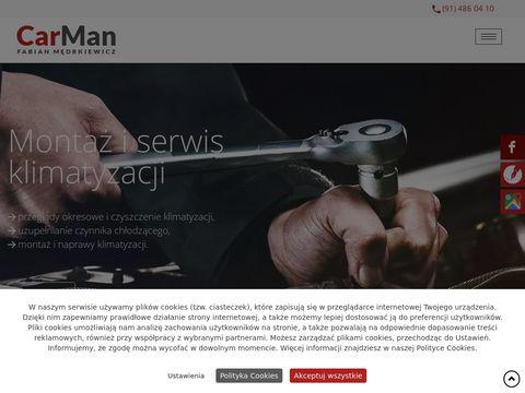 Carman.net.pl auto diagnostyka Szczecin