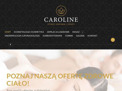 Masaż �ódź - carolinestudio.pl
