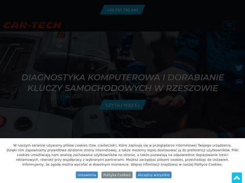 Cartech.auto.pl awaryjne otwieranie drzwi