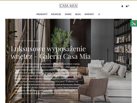 Casamia.pl dyfuzor zapachowy