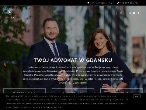Porady prawne Gdańsk - cclaw.pl