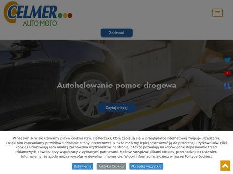 AUTO-MOTO J. CELMER przegl膮dy rejestracyjne toru艅