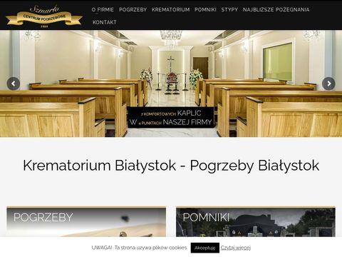 Krematorium Szmurło Białystok