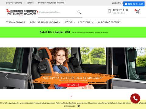 Bezpieczny fotelik - centrumfotelikow.pl