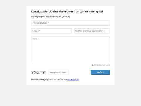 Centrum Kompresjoterapii - ObrzÄ™k limfatyczny