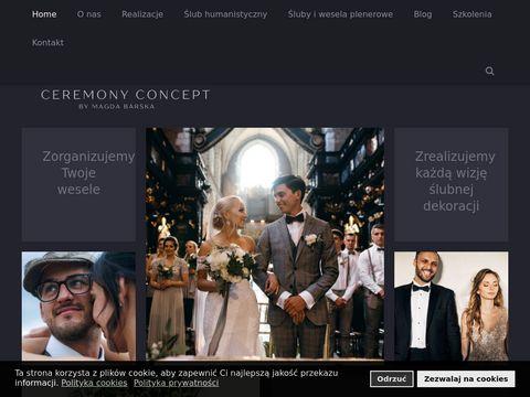 Organizacja wesela Małopolska