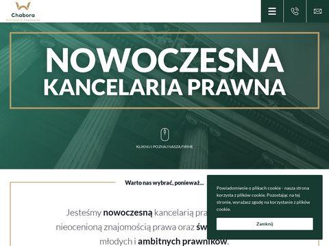 Adwokat katowice rozwód - chaboraipartnerzy.pl