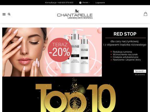 Chantarelle - markowe kosmetyki