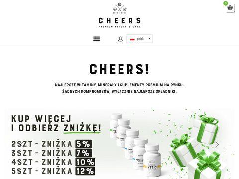 Naturalne witaminy Cheers