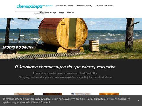 Środki do basenu - chemiadospa.pl