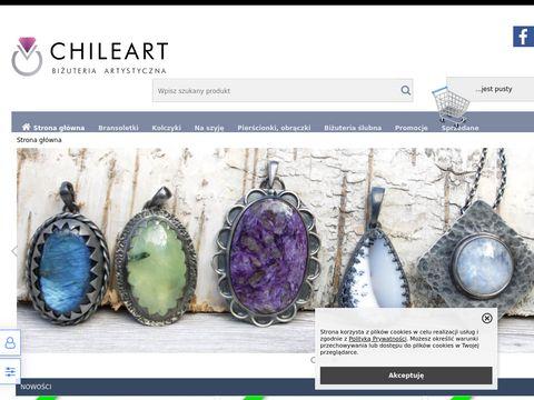 ChileArt - Sklep internetowy z bi偶uteri膮 artystyczn膮
