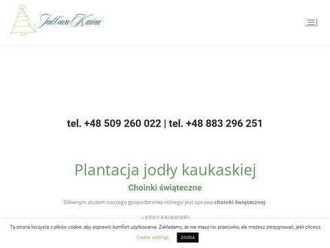 Szk贸艂ka drzew ozdobnych - choinki-swiateczne.pl