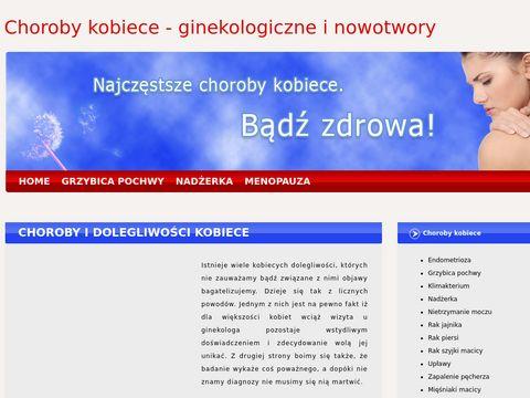 Chorobykobiece.info