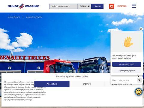 Ciezarowki-uzywane.pl ciężarówki