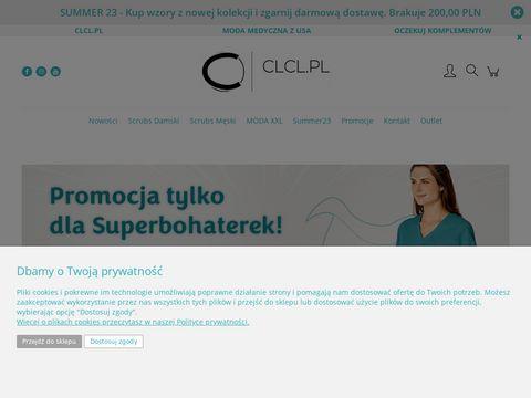 Odzie偶 medyczna-clcl.pl